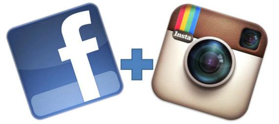 Вкладка Instagram на Facebook