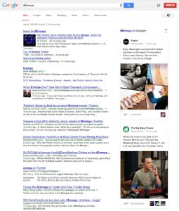 Поиск хэштегов в Гугл