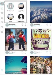 Управление несколькими профилями на Инстаграм с помощью приложения Primary