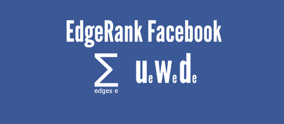 Алгоритм Фейсбук