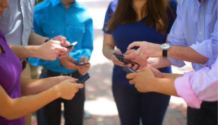 Когда больше всего пользователей Фейсбук находятся в сети