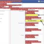 Как добавить страницу Фейсбук как место работы - используем аддон для id станицы