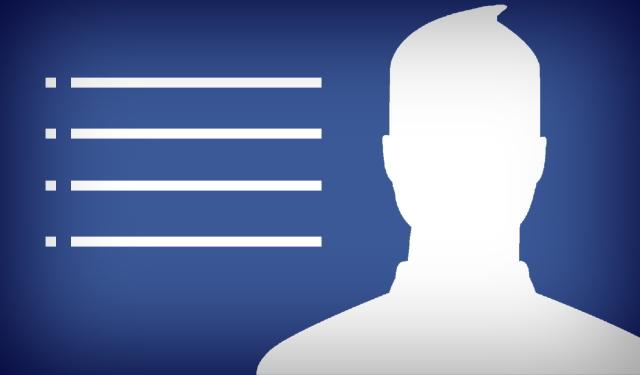 Списки друзей на Фейсбук миниатюра