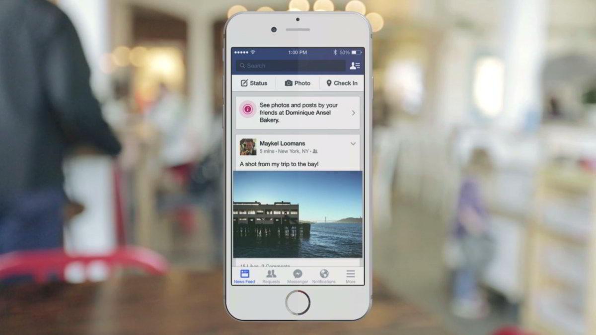 Place Tips или подсказки для мест на Фейсбук