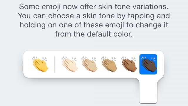 Обновление emoji от Apple