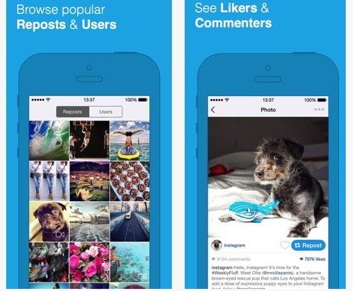 Как сделать репост в Инстаграм iOS - Repost for Instagram