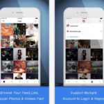 Приложение InstaSaver for Instagram