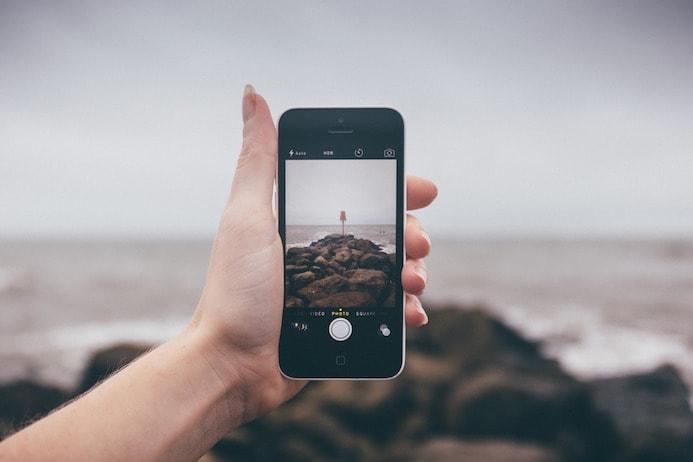 Фотошоп для айфона отбеливание зубов