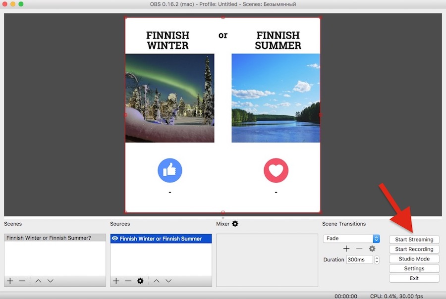 How to create a Facebook Live poll video in 15 minutes without