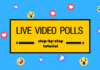 How to create a Facebook Live poll video in 15 minutes without programming