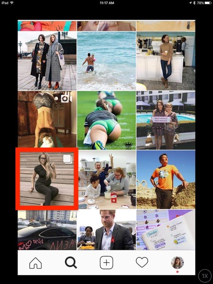 Как в instagram сделать несколько фото в одном