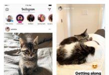 Истории Инстаграм теперь можно просматривать прямо в новостной ленте