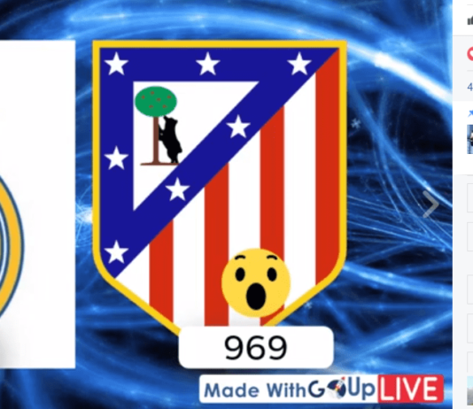 real vs atletico madrid fb live poll