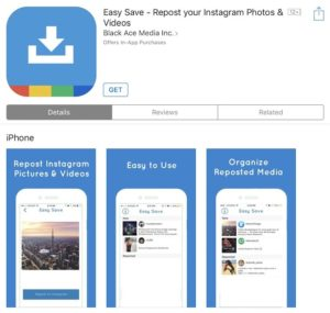 Как сохранить фото или видео из Инстаграм на iOS
