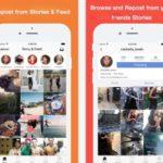 Приложение Instant Repost for Instagram-Stories