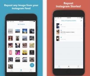 Приложение Repost and Save for Instagram
