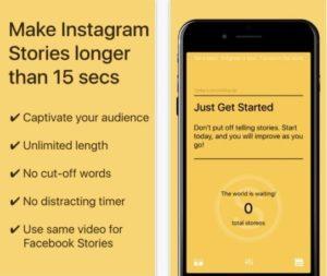 Приложение Storeo for Instagram