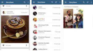 Приложение StorySave