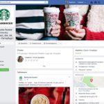Как выглядит страница Фейсбук с определённым адресом