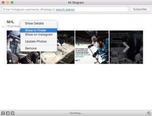 Программа 4K Stogram для скачивания медиафайлов из интернета