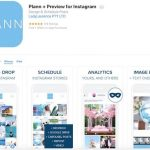 Приложение Plann + Preview for Instagram