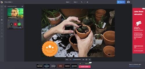 Как добавить артистический фильтр к фото на компьютере - Be Funky - Photo To Art