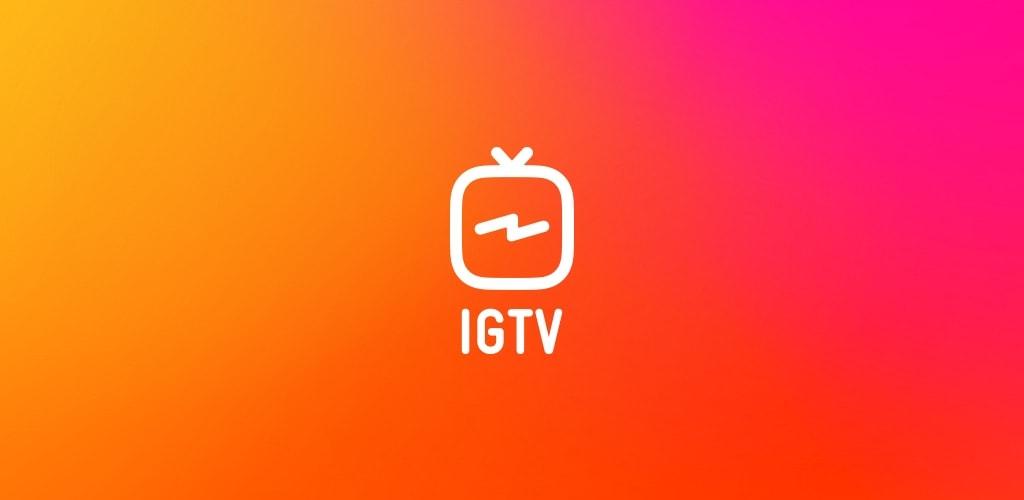 Иконка IGTV в приложении Инстаграм