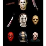 Приложение Scary Masks Photo Editor Halloween Horror