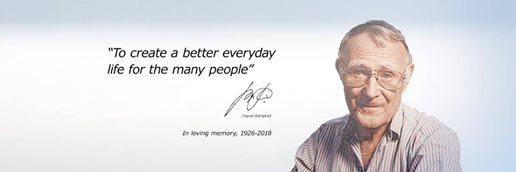 Цитата основателя Икеа