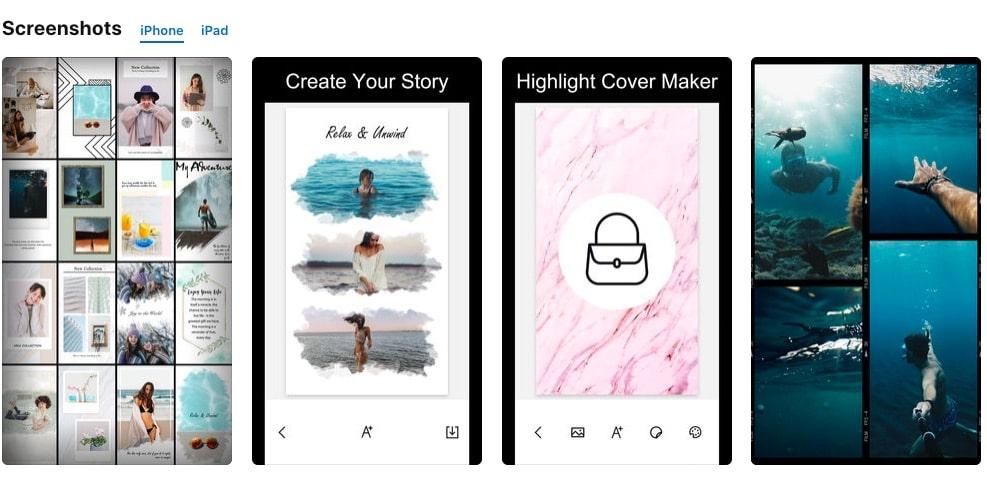 Как создать коллаж для сторис в Инстаграме