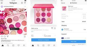 Инстаграм разрабатывает возможность оплачивать покупки прямо в приложении