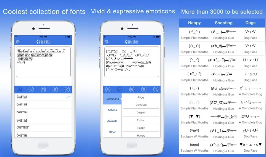 какой шрифт используется в инстаграм
