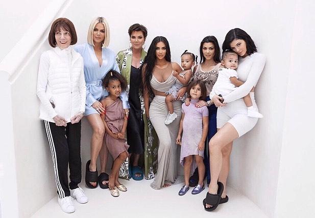 Семейство Ким Кардашьян